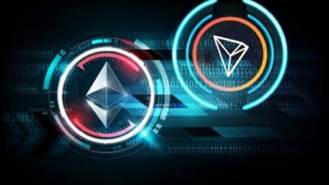 TRON and Ethereum